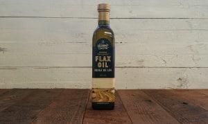 Organic Cold Pressed Flax Oil- Code#: SA3122