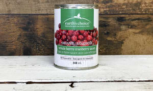 Organic Whole berry Cranberry Sauce- Code#: SA3136