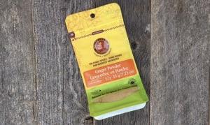 Organic Ginger Powder- Code#: SA3326