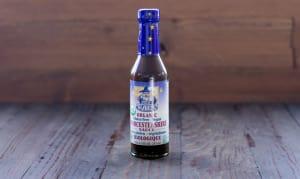 Organic Gluten Free Vegan Worcestershire Sauce- Code#: SA465