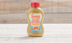 Organic Spicy Brown Mustard- Code#: SA480