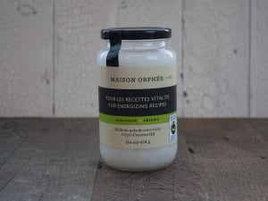 Organic Virgin Coconut Oil- Code#: SA524