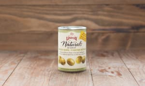 Medium Green Pitted Olives- Code#: SA621