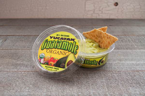 Organic Guacamole (Frozen)- Code#: SA686
