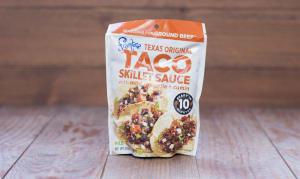 Taco Skillet Sauce - Texas Original- Code#: SA716