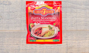 Fajita Seasoning Mix- Code#: SA721