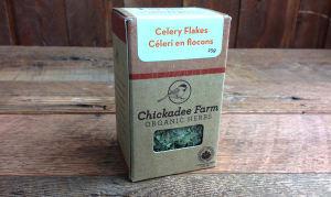 Organic Celery Flakes- Code#: SA8007