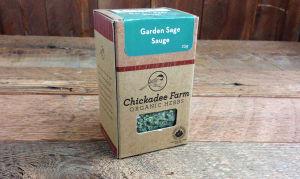 Organic Garden Sage- Code#: SA8013