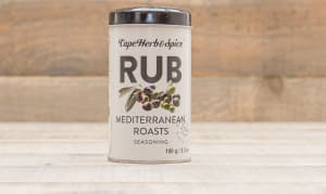 Mediterranean Roasts Seasoning- Code#: SA8509