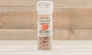Oak Smoked Sea Salt- Code#: SA8515