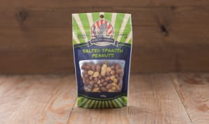Salted Spanish Peanuts - Fresh Roasted Nuts- Code#: SN0048