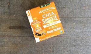 Organic Chia Squeeze Mango Coconut- Code#: SN0085