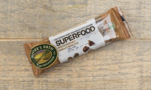 Organic Superfood Mocha Cocoa Hazelnut Bar- Code#: SN0894