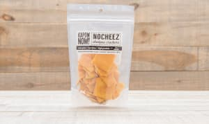 Nocheez Chickpea Crackers- Code#: SN1236