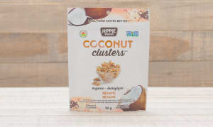 Organic Coconut Clusters - Sesame- Code#: SN1340