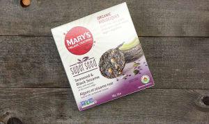 Organic Super Seed Seaweed & Black Sesame- Code#: SN174