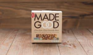 Organic Chocolate Chip Granola Bars- Code#: SN1870