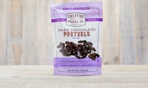Dark Chocolate Pretzels- Code#: SN254