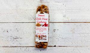 Sweet Chili Heat Cashews- Code#: SN3031