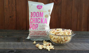 White chocolate & peppermint