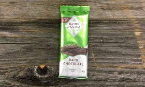 Organic Dark Chocolate Bar 75%- Code#: SN3048