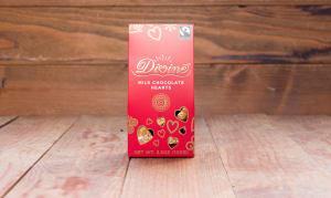 Milk Chocolate Hearts- Code#: SN3057