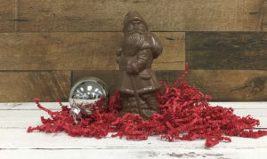 Large Milk Chocolate Santa 100g- Code#: SN3081