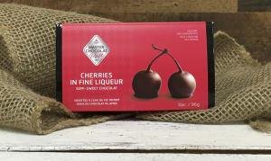 Hand Dipped Cherries- Code#: SN3084