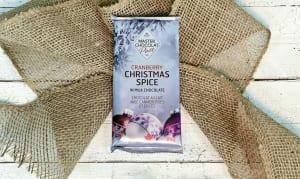 Milk Chocolate Christmas Spice Bars 80g- Code#: SN3085