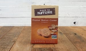 Peanut Butter Creme Cookies- Code#: SN3122