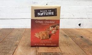 Crispy Cheddar Crackers- Code#: SN3123