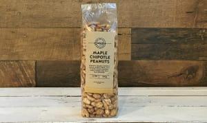 Maple Chipotle Peanuts- Code#: SN3161