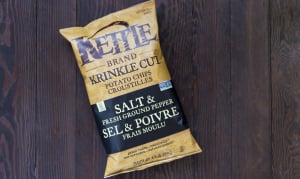 Salt & Pepper Krinkle Cut Chips- Code#: SN461