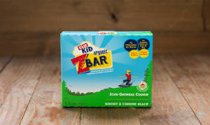 Organic Zbar Iced Oatmeal Cookie Bar- Code#: SN599