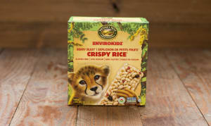 Organic Crispy Rice Bar Cheetah Berry- Code#: SN626