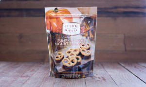 Pumpkin Spice Yogurt Pretzels- Code#: SN6600
