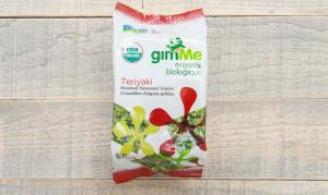 Organic Roasted Seaweed Snack - Teriyaki- Code#: SN7203