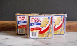 Paris Toasts Mini Toasts- Code#: SN8018