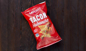 Bacon Habanero Tortilla Chips- Code#: SN808