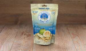 Toasted Coconut Chips w Cconut Nectar- Code#: SN819
