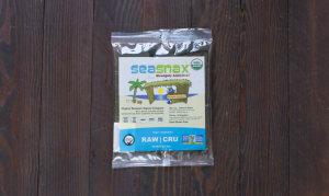 Organic Seaweed Sheets - Raw- Code#: SN844