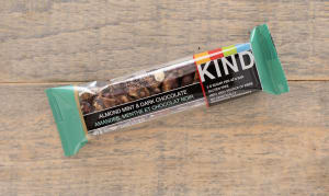 Dark Chocolate Almond Mint Bar- Code#: SN8692