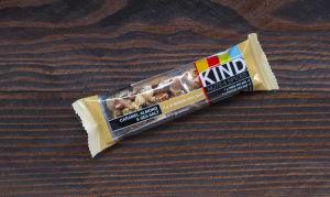 Caramel, Almond & Sea Salt Bar- Code#: SN8710