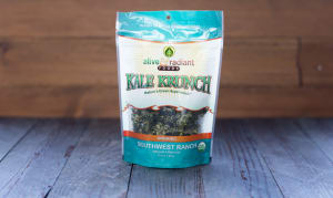 Southwest Ranch Kale Krunch- Code#: SN886