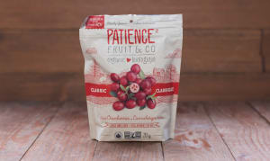 Organic Classic Dried Cranberries- Code#: SN9554