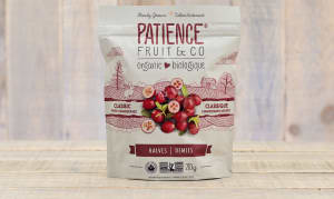 Organic Classic Dried Cranberries- Code#: SN9554