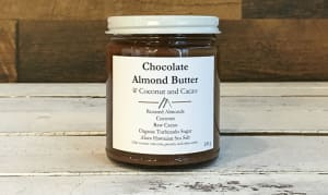 Chocolate Almond Butter- Code#: SP002