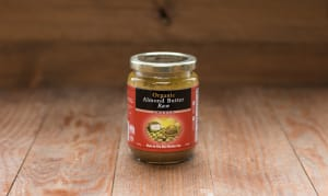 Organic Raw Almond Butter- Code#: SP0050
