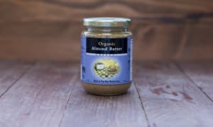 Almond Butter - Crunchy- Code#: SP0052