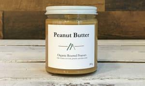 Organic Peanut Butter- Code#: SP006